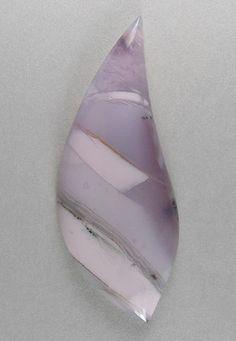 BURRO CREEK AGATE designer cab Silverhawk's designer gemstones.