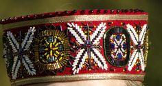 Kuldīgas tautas tērps (vēsturiski) - Skrunda on Pinterest | Folk