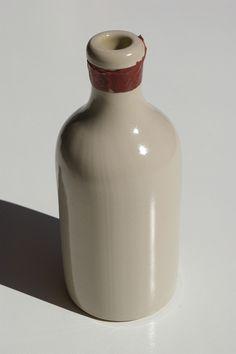 keraaminen pullo, korkeus 20cm