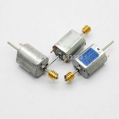 Wholesale 20pcs  high quality Mitsumi DC micro motor  12V-24v 030 biaxial carbon brush motor 19500RPM  iron cover