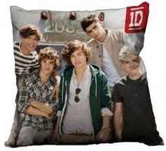 1D - One Direction 14 Photo Pillow polio *** This is an Amazon Associate's Pin. View the item in details on the website by clicking the image