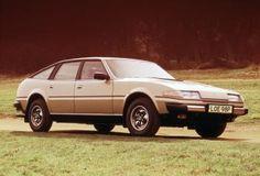 Rover SD1 - 1977