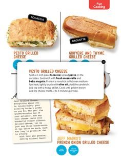 Recipe box grilled cheese please from the magnolia journal grill cheese forumfinder Gallery