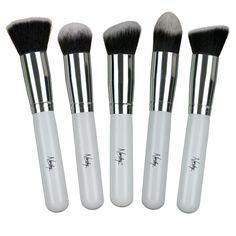 Nanshy Face Brush Set (5 Piece)