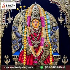 Tanjore Painting, Traditional Paintings, Online Painting, Paintings For Sale, Art Gallery, Colours, 3d, Crafts, Design