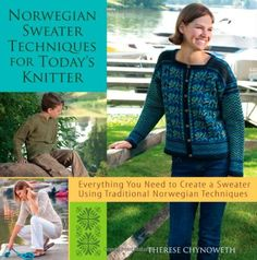Norwegian Sweater Techniques for Todays Knitter -- You can find more details by visiting the image link.