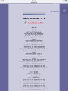 LOVE THIS SONG AND ONE DIRECTION ITS KILLING ME THEY SHOULD GO TO JAIL FOR MURDER