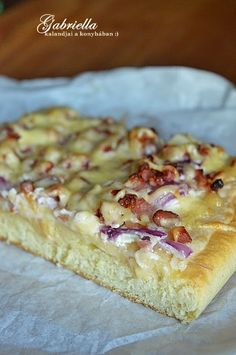 Pita Pizzas, Ring Cake, Cold Dishes, Scones, Cake Recipes, Bakery, Good Food, Food And Drink, Pie