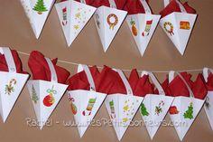 Bricolage de Noel et calendrier de lavent - Ressources pour les enseignants de CM2