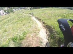 madesimo bike park 24/06/2017 - YouTube