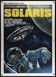 solaris movie poster - Pesquisa do Google