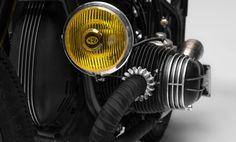 Beautiful Modified BMW R75/7 – Fubiz Media
