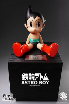 Astro Boy 60th Anniversary PVC Figure (Linked: Pre-order at BBTS)