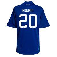 Adidas Real Madrid Away Shirt 2008/09 - Higuain 20. Real Madrid Away Shirt 2008/09 - Higuain 20. http://www.comparestoreprices.co.uk/football-shirts/adidas-real-madrid-away-shirt-2008-09--higuain-20-.asp
