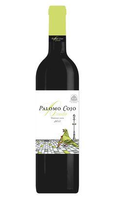 VINO BLANCO PALOMO COJO VERDEJO 2011  Vinos Blancos - D.O. Rueda   4.99€    Precio con I.V.A. Incluido
