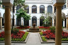 Museo Botero, Bogotá // Weston Table