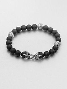 David Yurman Spiritual Beaded Bracelet