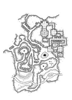 La tombes des Caldura – Fan Map Août 2016