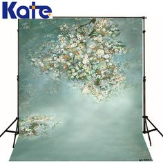 Newborn Baby Floral Photography Backdrops Dream by katehome2014