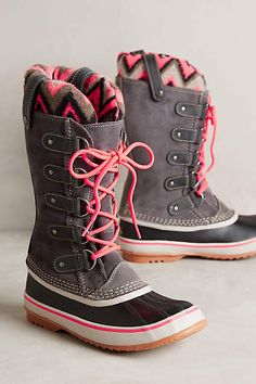 timeless design b8a36 7b76a Sorel Joan of Arctic Knit Boots