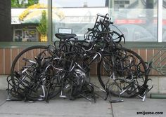 How to Protect Your Bike from Thieves in 4 Steps