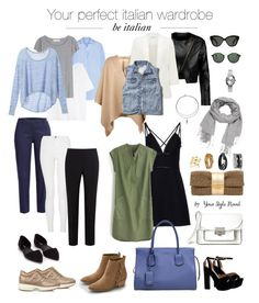 """""""Italian style"""" by yourstylemood ❤ liked on Polyvore featuring Jil Sander Navy, T By Alexander Wang, Quiz, Acne Studios, American Eagle Outfitters, Burberry, Hogan, Victoria's Secret, GUESS and Nixon"""