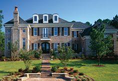 AL Brick Charlestown Landing Brick Mason, Brick Detail, Brick Colors, Southern Homes, Home Photo, New Builds, Home Interior Design, Beautiful Homes, Outdoor Living