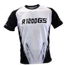 a54728ccd8fa4 BMW Motorrad R1200 GS - all over sublimated print t-shirt camiseta  maglietta 2