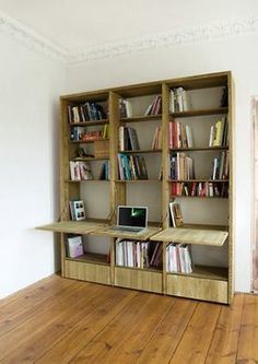 book shelf/ desk