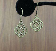 Celtic Knot  Outlander inspired  antiqued bronze by KLFStudio