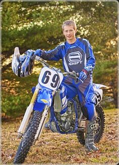 Dirt Bikes For Boys dirt bike senior pictures