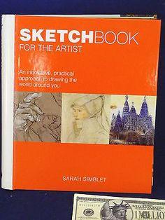 Drawing Art Instruction Book Sketchbook for the Artist Sarah Simblet New Crafts:Art Supplies:Instruction Books & Media www.internetauctionservicesllc.com $34.50