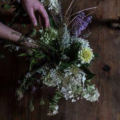 from the flower farm   #gatheringfromscratch
