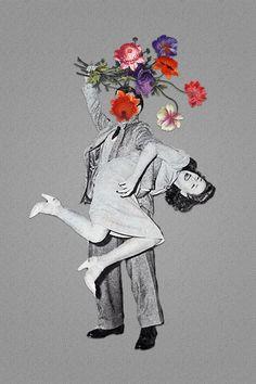 """Romantic Savage"" by Eugenia Loli  Portfolio  | Store | Facebook | Instagram"