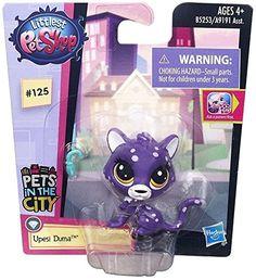 Littlest Pet Shop Littlest Pet Shop Cheetah Toy Littlest ...