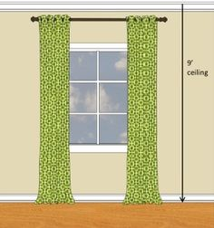 Window Treatments Hang Curtains From Ceiling Cool Curtains Farm House Living Room