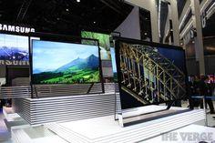 Samsung's 85-inch 'floating' 4K TV starting limited pre-order in Korea for$38,000