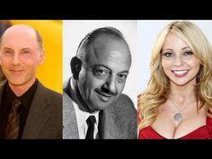 Top 10 Voice Actors in Film and TV - Muchos no conocen las voces reales en inglés, pero de seguro conocen los personajes.