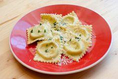Homemade Pesto Ravioli – Frugal Novice