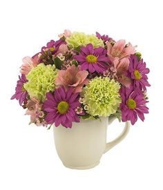 My Cup Runneth Over - Flowers