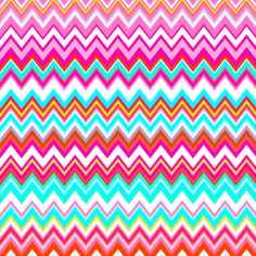 Ups and Downs Chevron - peacoquettedesigns - Spoonflower