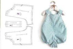 O maquinho ou fofo é uma das roupas preferidas das mamãs para vestir os mais pequenos. São uma opção moderna e não há bebe que não fique fofinho e lindo co