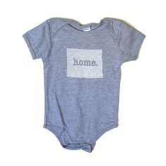 North Dakota Home T Onesie