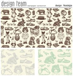 James Russell - Design Team Fabrics - Wallpaper - The Design Tabloid (4)