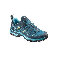 Salomon Women's X Ultra 3 Hiking Shoes - Tahitian Best Hiking Shoes, Hiking Boots, Chamois, Salomon Shoes, Snow Gear, Presents For Women, Outdoor Wear, Shoe Shop, Sports Equipment
