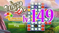 Wizard of Oz: Magic Match - Level 149 (1080/60fps)