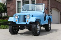 It's a California rust free Jeep. Fun project for mom and dad with the kids. Jeep is sold as is with no warranty. Cj5 Jeep, Jeep Cj, Car Furniture, Automotive Furniture, Automotive Decor, Furniture Design, Jeep Doors, Work Trailer, Vintage Jeep