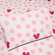 Disney sheets! Might have to get a set for each kid (different colors of course)