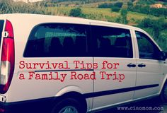 surival tips for a family road trip | Ciao Mom