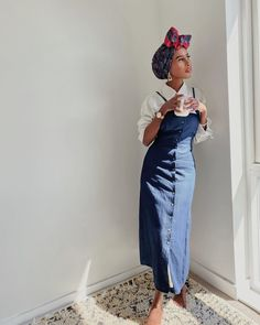 Modest Dresses, Modest Outfits, Classy Outfits, Chic Outfits, Fashion Outfits, Afro Punk Fashion, Boho Fashion, Womens Fashion, Fashion Trends